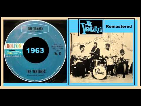 The Ventures - The Savage(Remastered)