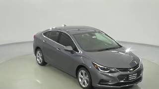 181542 - New 2018 Chevrolet Cruze Premier Review
