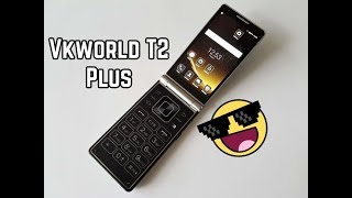 Vkworld T2 Plus review: Cheap flip phone with Android and touch screen