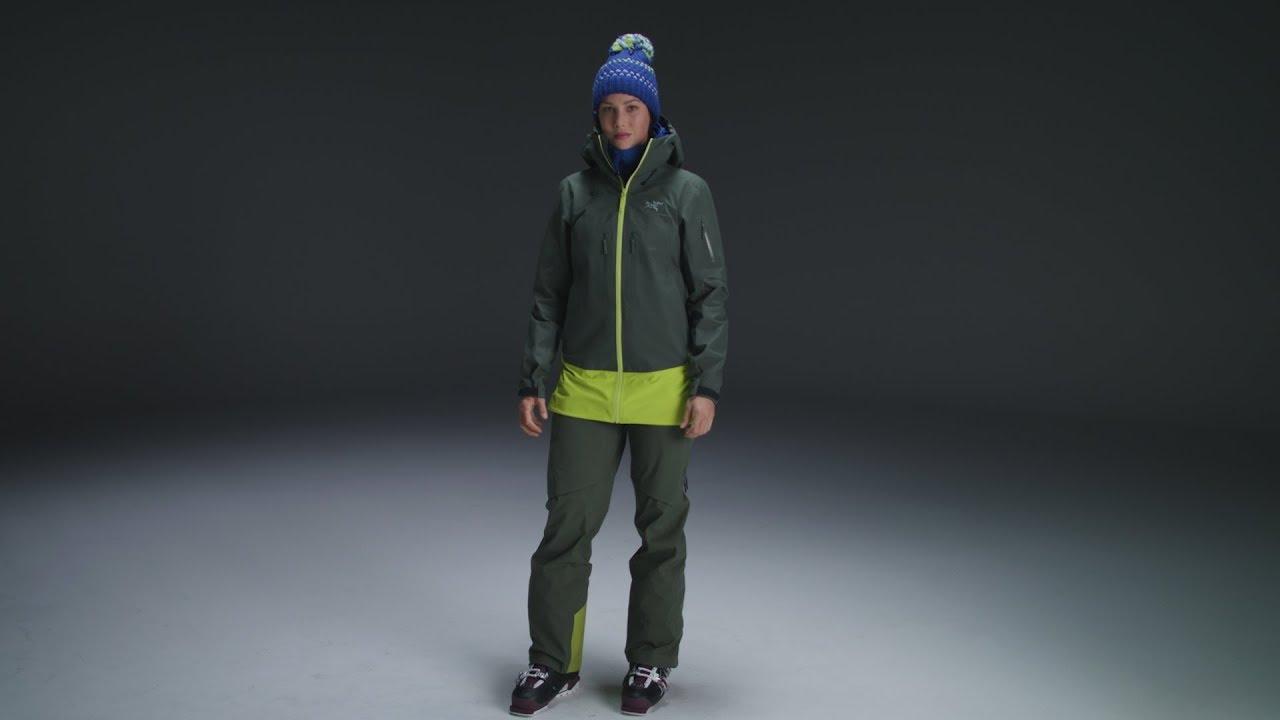d5d850dc7 Arc'teryx - Sentinel LT Jacket Women's - Twisted Pine