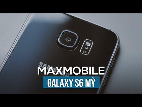 Galaxy S6 Mỹ - Giá siêu rẻ, dùng như quốc tế