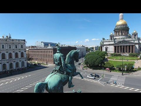 Обязательный маршрут прогулки по Санкт-Петербургу