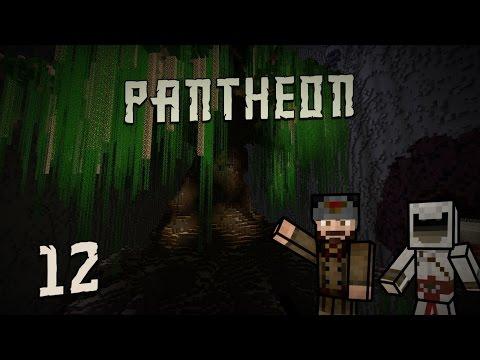 """[Minecraft] Pantheon EP.12 II A-Mazing Karaoke II /w jkmnkltnkssn """"G"""""""