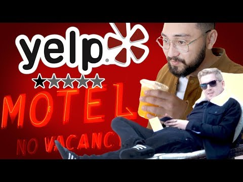 THE WORST HOTEL ON YELP