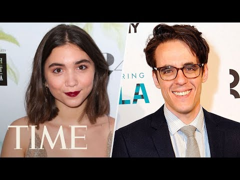 Rowan Blanchard, Dear Evan Hansen Writer On Depression, Anxiety At Mental Health Event | TIME