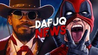 Nowi Mutanci w MCU?! Django i Zorro w jednym filmie i kolejni superbohaterowie DC!