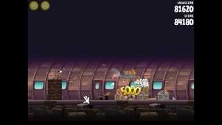 Angry Birds Rio Trofeo helice 3 estrellas!