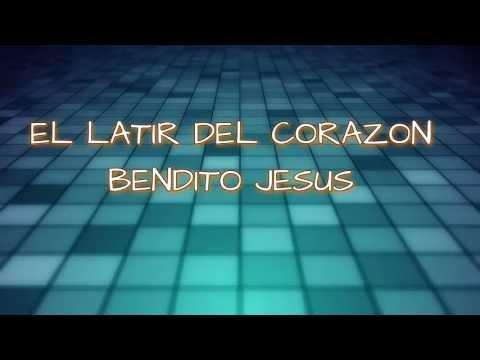 Bendito Jesus Danilo Montero pista karaoke)