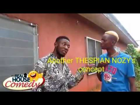 Download The Stubborn debtor (Real House Of Comedy) (Nigerian Comedy)