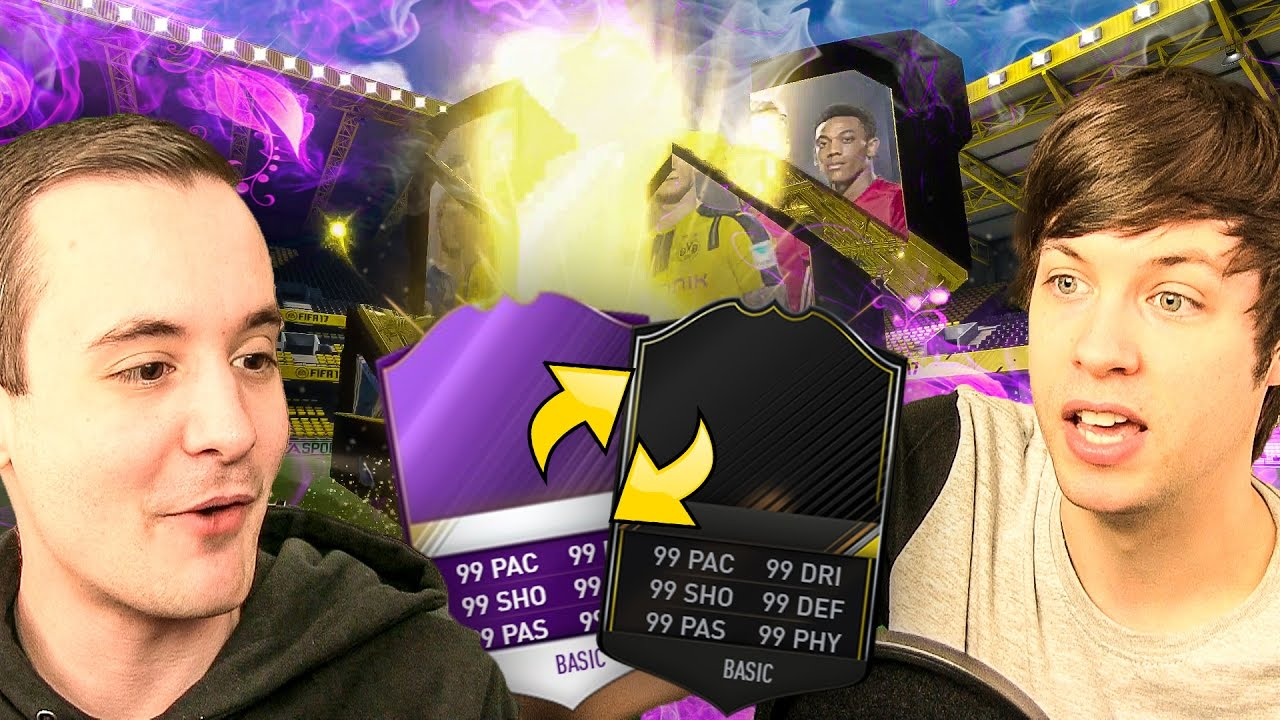 AN EASY DECISION – FIFA 17 PACK OPENING