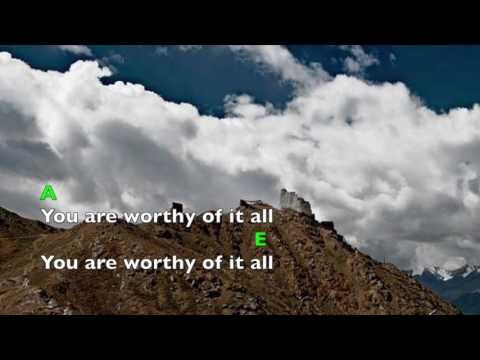 Worthy Of It All & I Exalt Thee (lyrics & chords) Kalley Heiligenthal (Bethel Music)