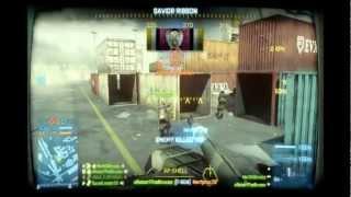 Mastering The Tank In Battlefield 3 (part 1) *HD*