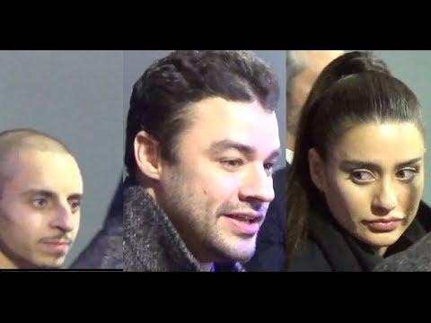 Moises Arias & Bianca Bree & Kristopher Van Damme @ Paris 12 december 2017 for Jean Claude Johnson