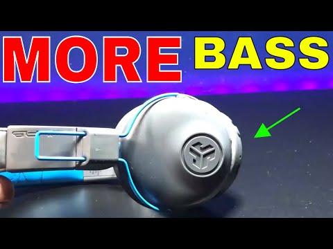 MORE BASS JLAB studio Wireless bluetooth Headphones | JLAB | Get Fixed