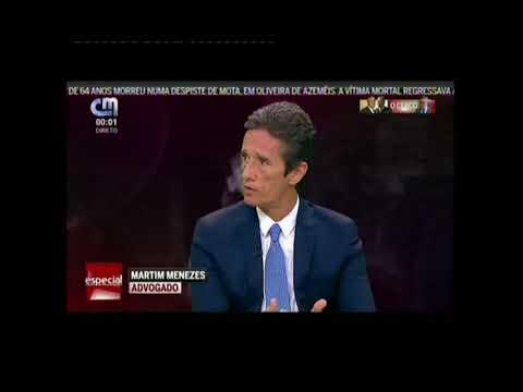 CCA ONTIER | CMTV | Últimos desenvolvimentos Operação Marquês - Comentário de Martim Menezes