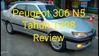 Review Peugeot 306 N5 1998