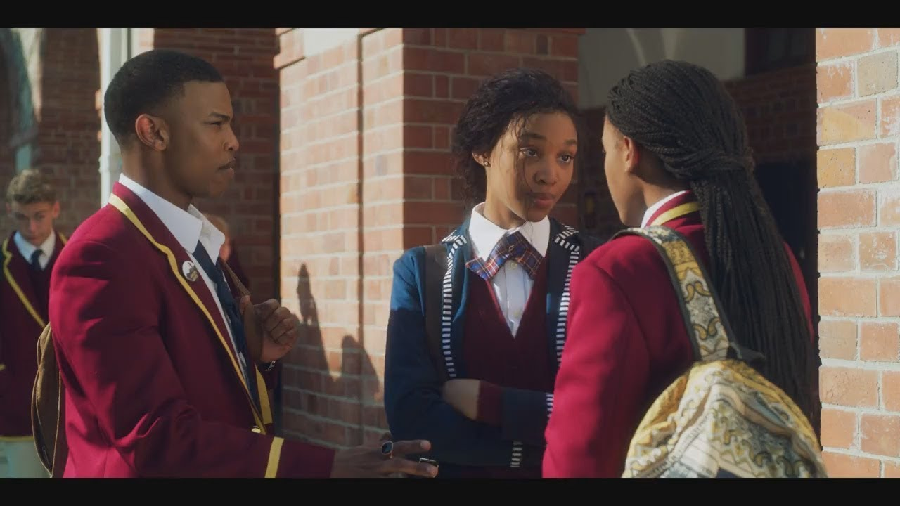 Download Blood and Water 1x04 - Puleng and Fikile fight