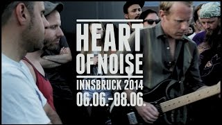 Heart of Noise Festival 2014 - The End of Boring - Festival Documentary