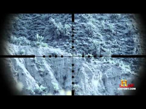 Robert Furlong 2.5KM Sniper Kill Shot in Afghanistan.