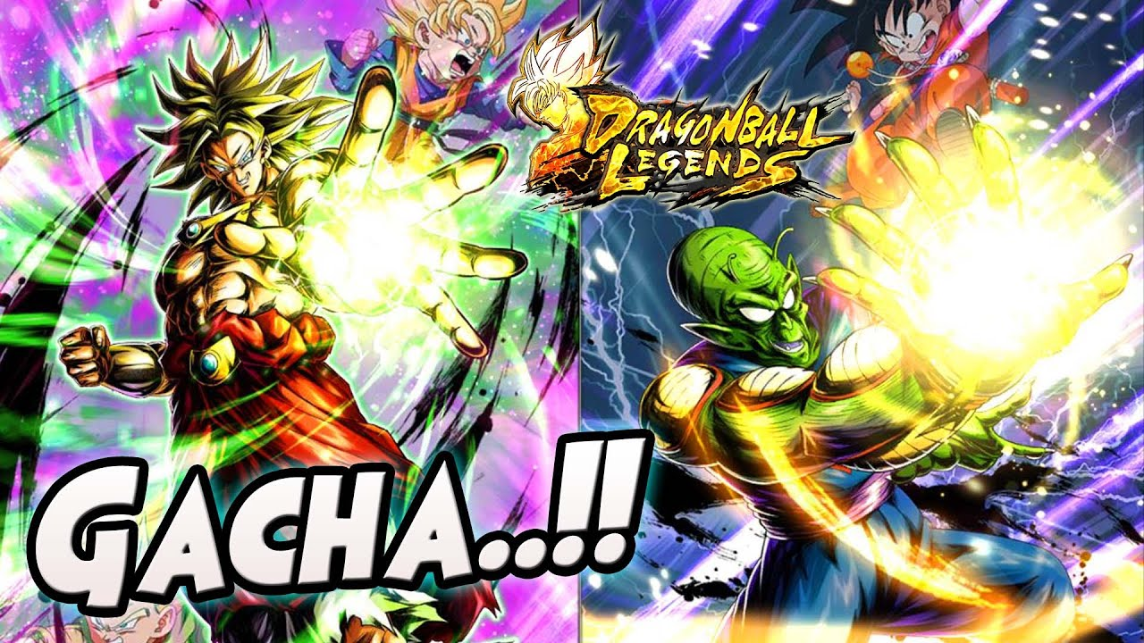 "1x PULL Dapet 4 SP 🔥🔥 GACHA ""NEW"" BROLY & DEMON KING PICCOLO - DragonBall Legends"