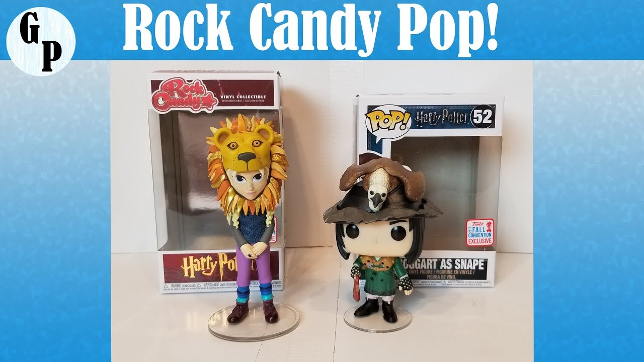 New York Comic Convention Exclusive Boggart Snape Pop and ...