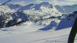 Andorra зона Grou Roig(Март 2010. Катание на горных лыжах в Андорре. Хорошая крутизна склонов, но и народу много., 2010-10-18T17:13:01.000Z)