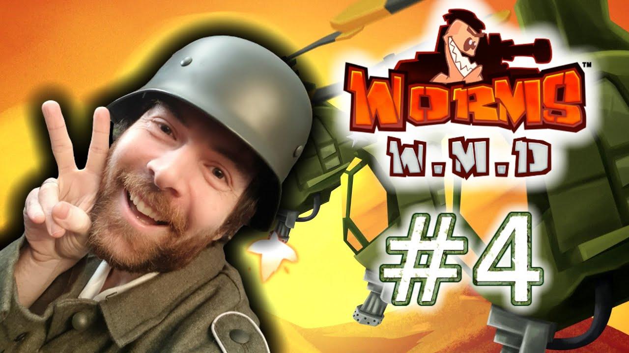 WORMS W.M.D feat. Zerator, Antoine Daniel, BagheraJones, Mynthos... (Best-of Twitch #4)