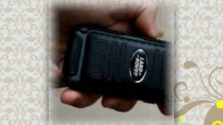 Обзор телефона Land Rover