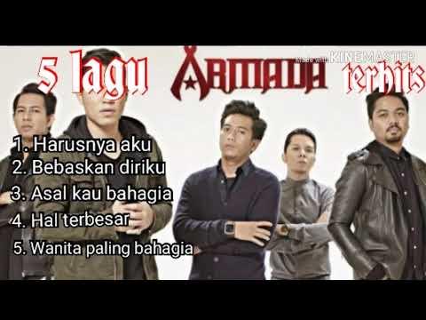 5 Lagu Terpopuler Armada Band Menurut Mp3 Music Show
