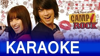 Camp Rock – Gotta Find You Lyrics Instrumental Karaoke