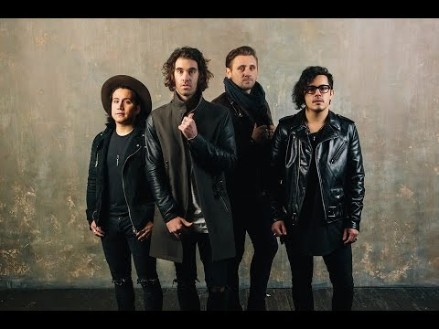 American Authors - Warped Tour 2016 Interview