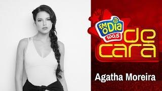Agatha Moreira De Cara na FM O Dia