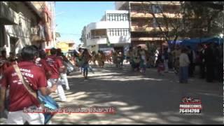 Festividad Virgen de Copacabana Arbieto- 2015