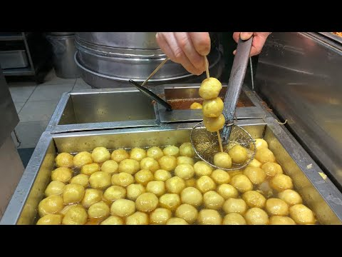 Curry Fishballs Are Probably Hong Kong's Most Iconic Street Snack