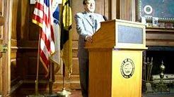 Mayor addresses suspicious trucking incident
