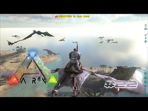 QUETZAL SPAWN GLITCH?!?!?! | ARGY TAMING - ARK SURVIVAL EVOLVED #22