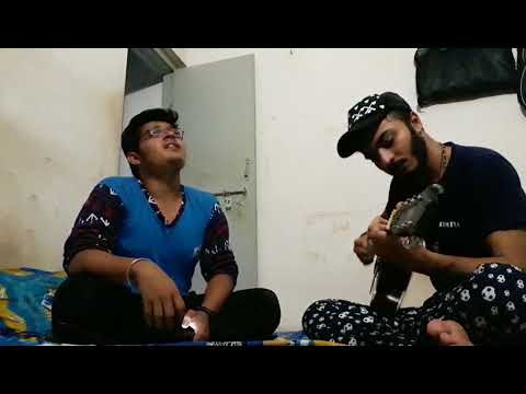 Shukran Allah-Kurbaan| Salim Sulaiman|sonu Nigam|cover By Ansh Pattani|guitar Cover By Monish Sagar|