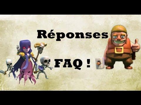 F.A.Q. - Réponse à vos questions (Feat ZenorHD)