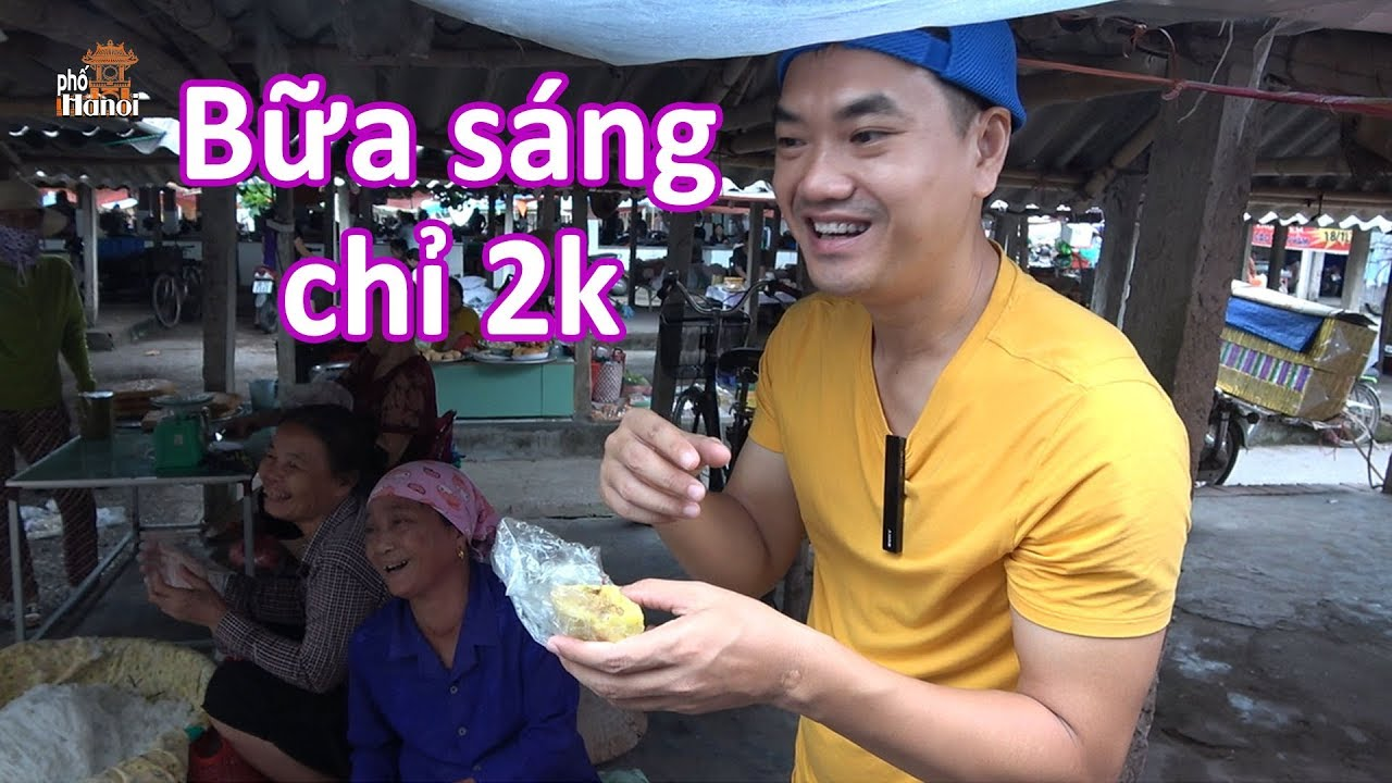 Đặc sản chợ quê chỉ ở Nam Trung Tiền Hải Thái Bình mới có #hnp