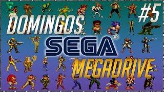 Vídeo Sega Mega Drive Classic Collection Gold Edition