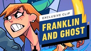First Look at the Franklin and Ghost Animated Series
