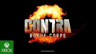 Contra: Rogue Corps E3 2019 Announce Trailer