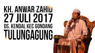 Download Video Pengajian LUCU KH Anwar Zahid di Tulungagung 27 Juli 2017 MP3 3GP MP4