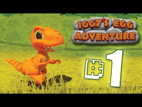 Save MaMa! | Iggy's Egg Adventure - Full Plains Walkthrough