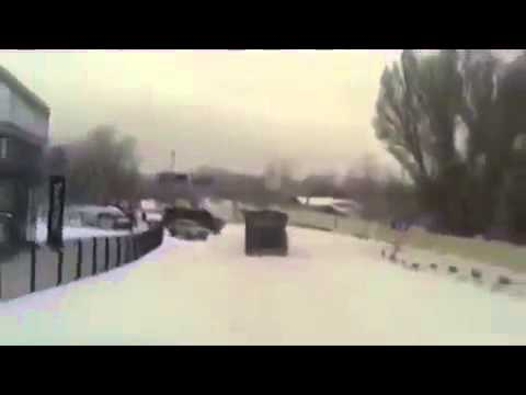 Ukraine war News Today 28Jan 2015  Road cyborgs from Donetsk airport to the position