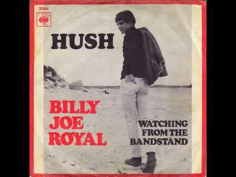 RIP Billy Joe Royal (April 3, 1942 - October 6, 2015)  - watching from the bandstand
