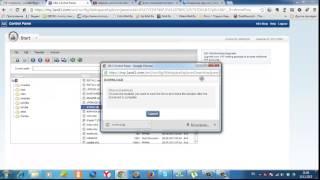 видео Резервное копирование и перенос Drupal сайтов