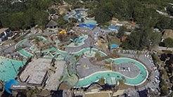 Camping les Sables d'Or - Réalisation Aquatic parc création