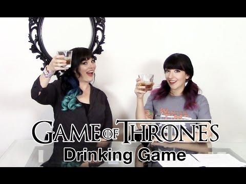 Functional Alcoholics - Ep. 1: Game Of Thrones Drinking Game - 8-Bitches