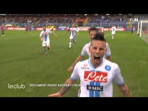 Napoli genoa commentaire radio napolitaine